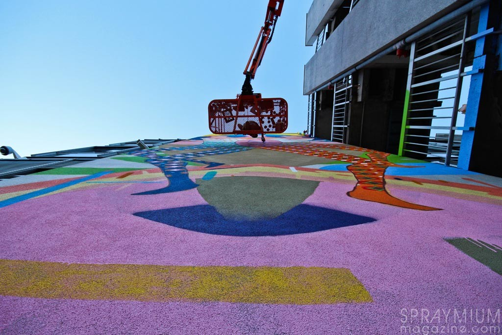 acidum évry streetart mural muralism spraymium