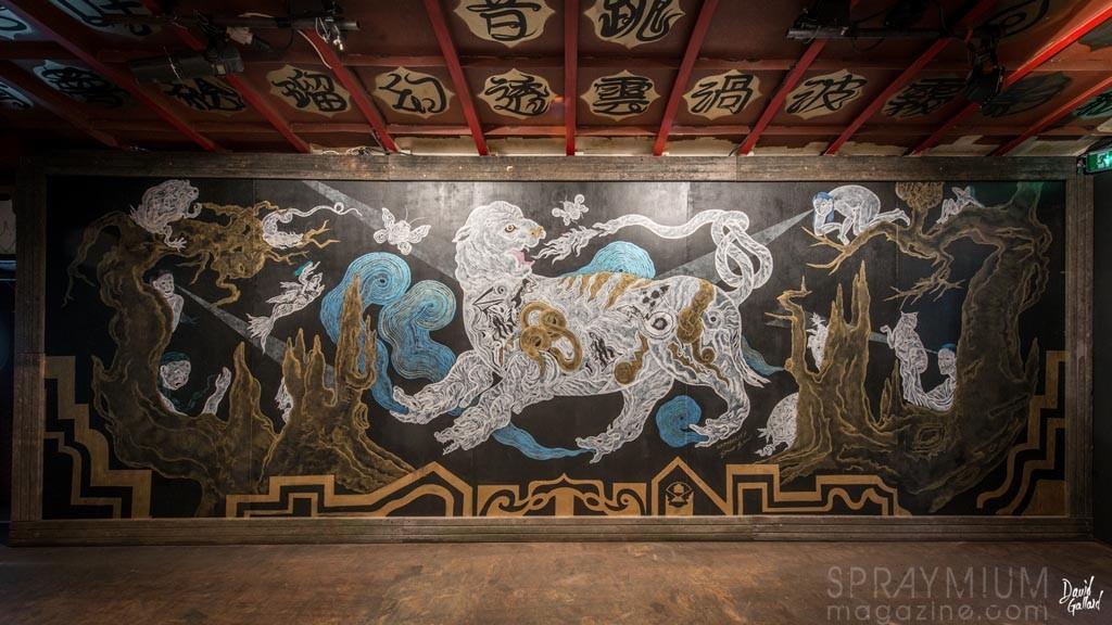 hamadaraka asie riderz art streetart nantes pickup spraymium