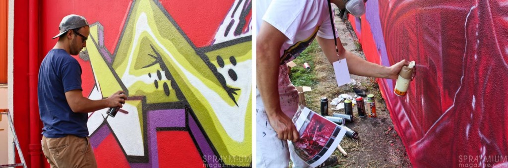 festival l'art aux gants art.11 graffiti jam spraymium
