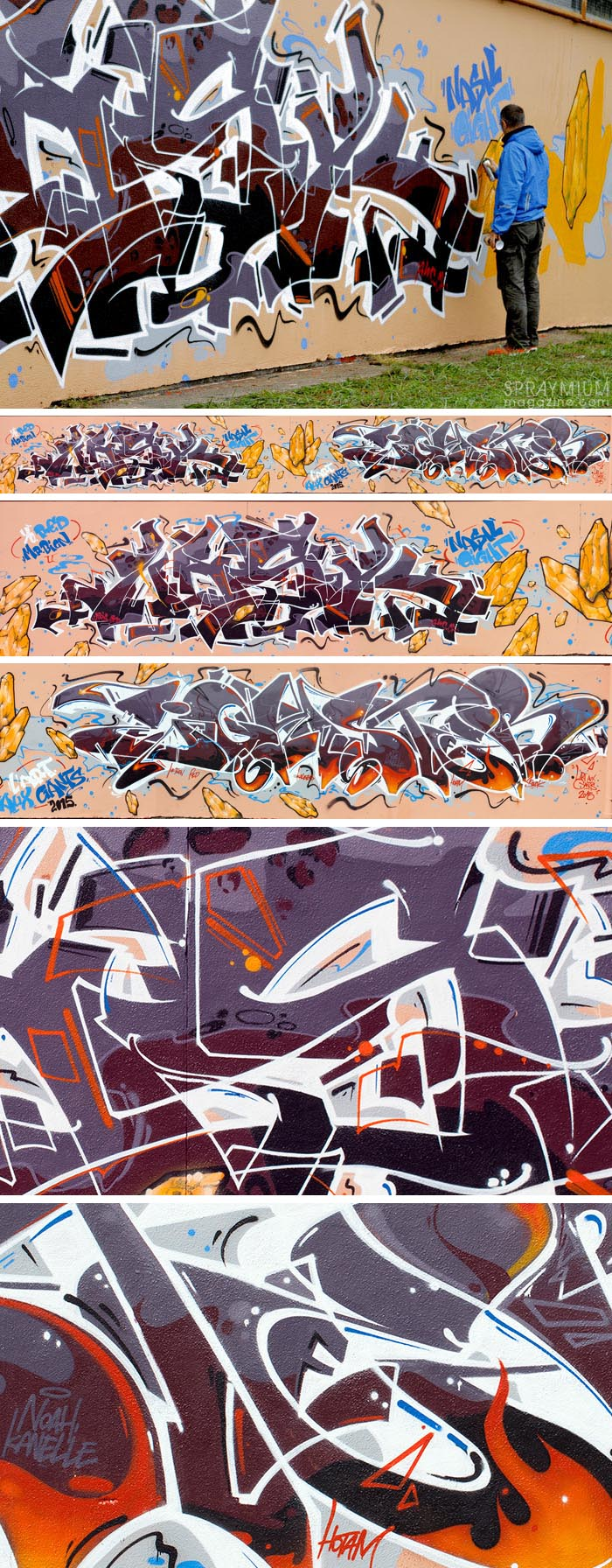 artauxgants spraymium festival graffiti writing art11 spraycanart nask eightster