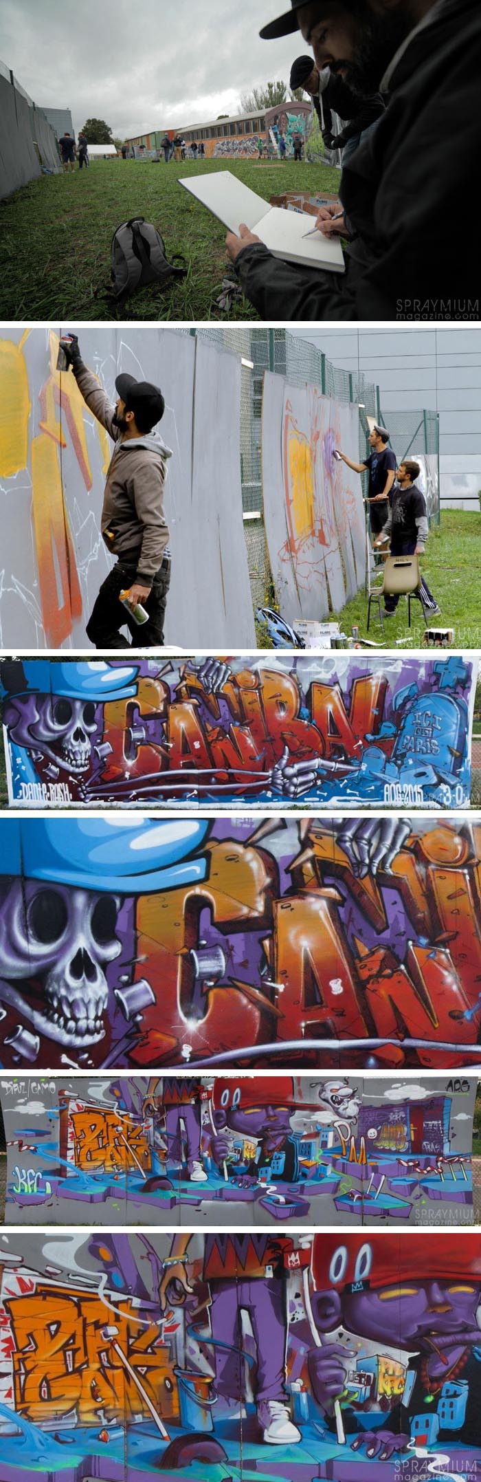 artauxgants festival graffiti writing art11 spraycanart dante rosh gamo difuz spraymium