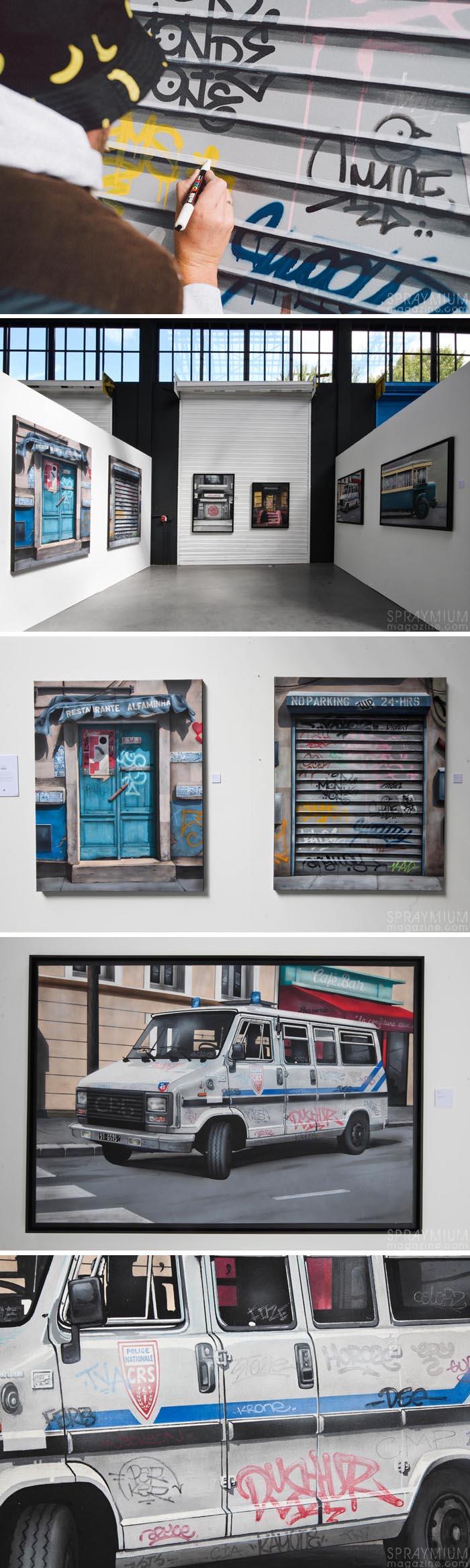 exposition mister freeze toulouse art urbain contemporain graffiti postgraffiti streetart muralism spraymium taroe