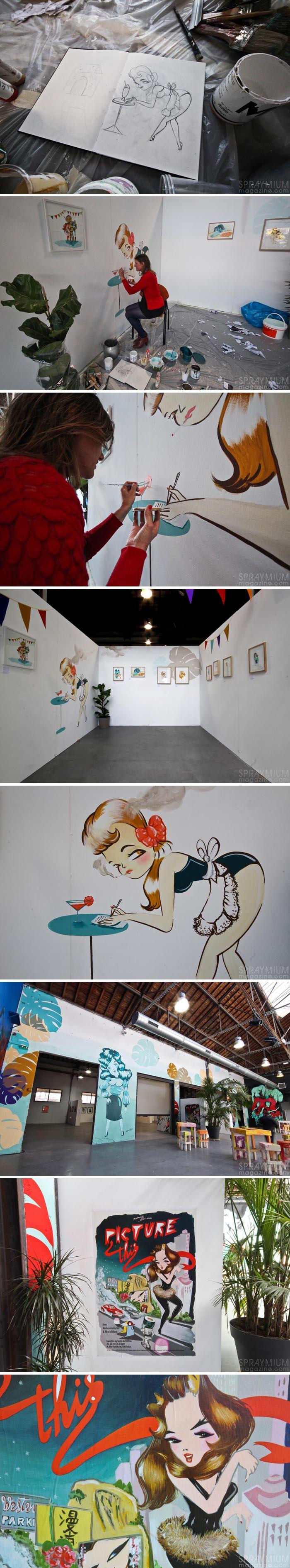 exposition mister freeze toulouse art urbain contemporain graffiti postgraffiti streetart muralism spraymium kat
