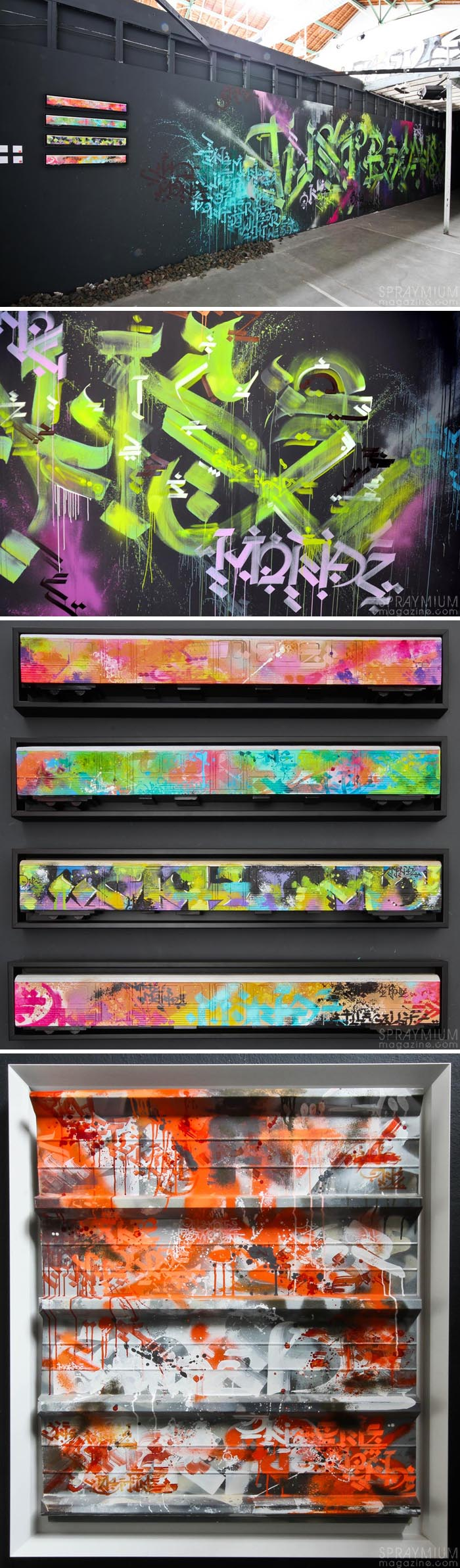 exposition mister freeze toulouse art urbain contemporain graffiti postgraffiti streetart muralism spraymium mondé