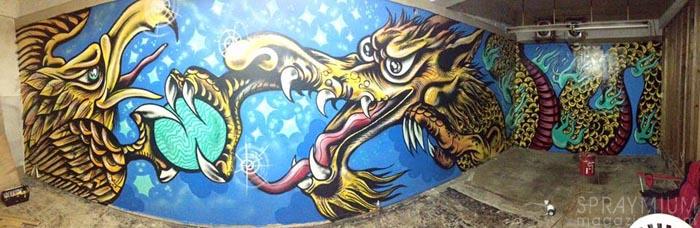 asie riderz art streetart nantes pickup spraymium grolou