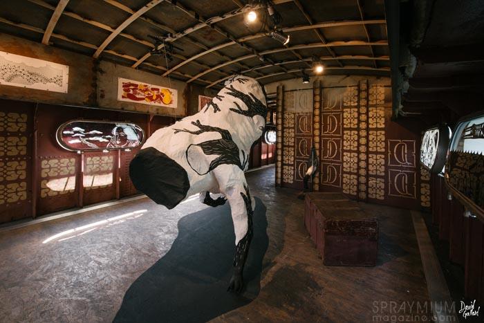 asie riderz art streetart nantes pickup spraymium djanoff