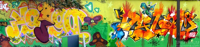 mark bode vaughn bodé graffiti comics cheech wizard spraycan art spraymium taxiegallery nubulo derek nebay