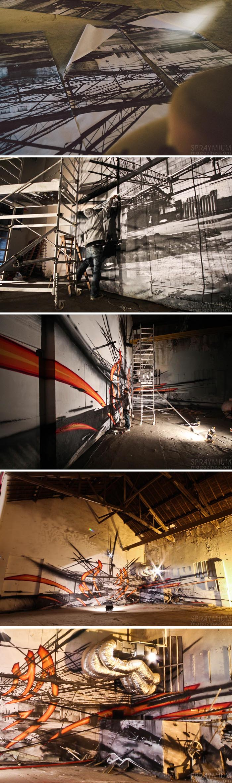 exposition mister freeze toulouse art urbain contemporain graffiti postgraffiti streetart muralism spraymium katre