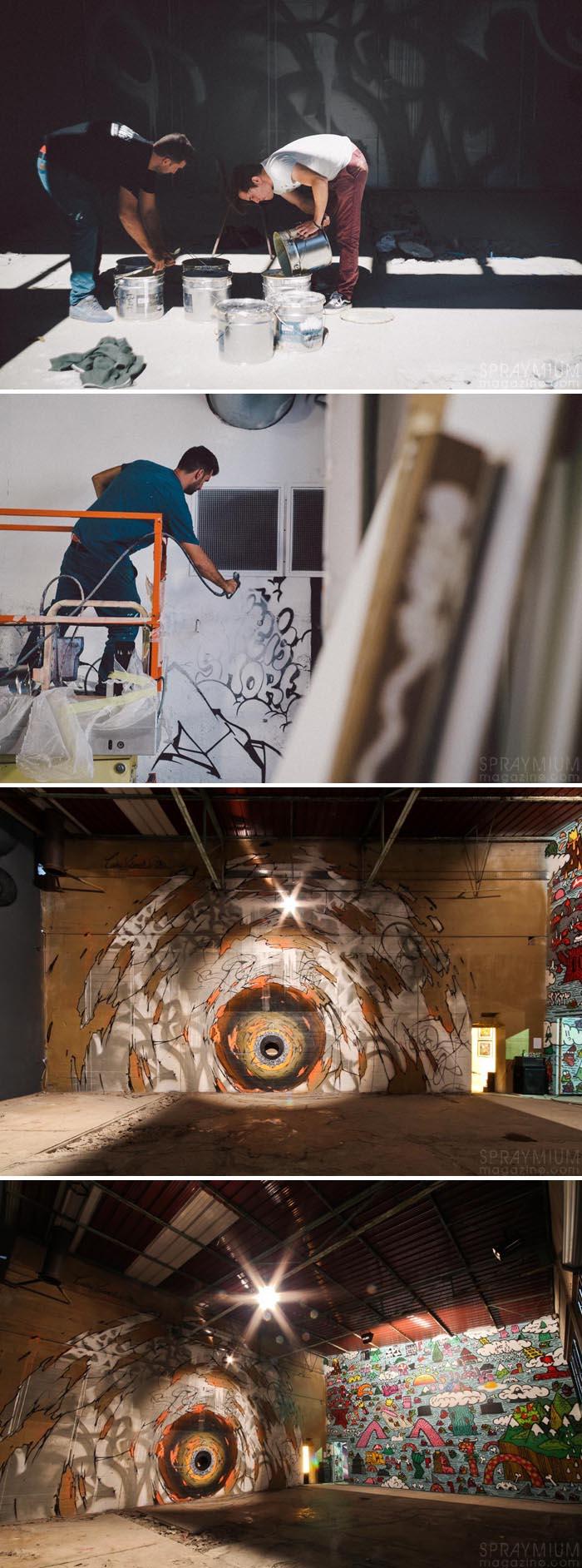 exposition mister freeze toulouse art urbain contemporain graffiti postgraffiti streetart muralism spraymium reso