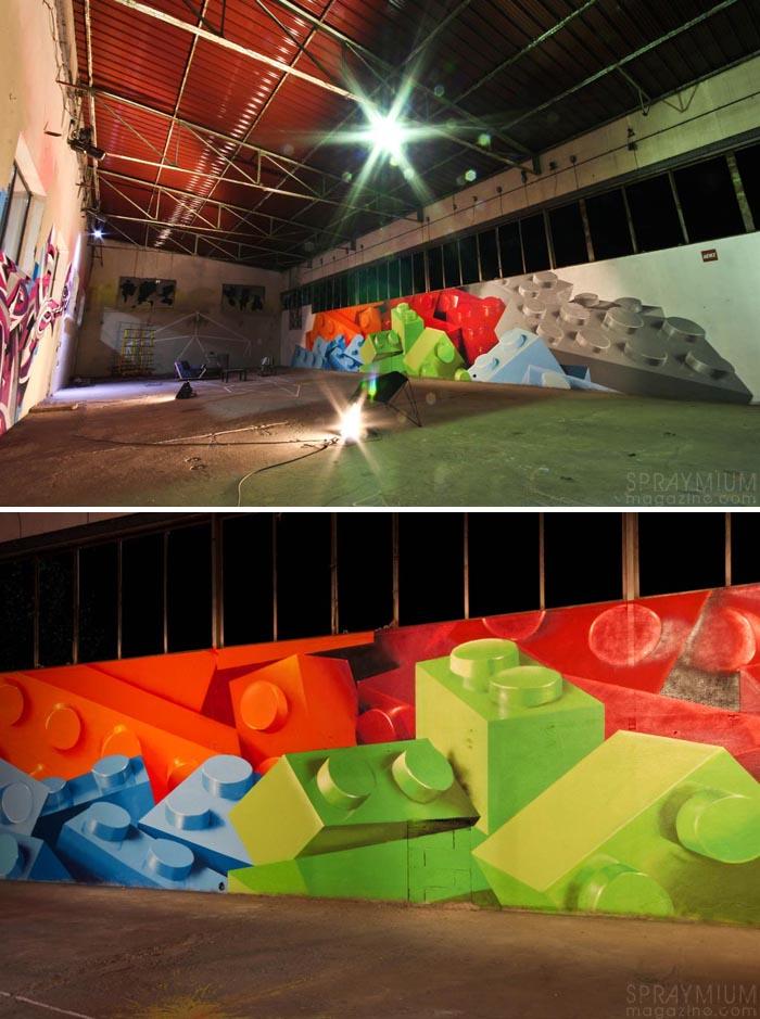exposition mister freeze toulouse art urbain contemporain graffiti postgraffiti streetart muralism spraymium lenz