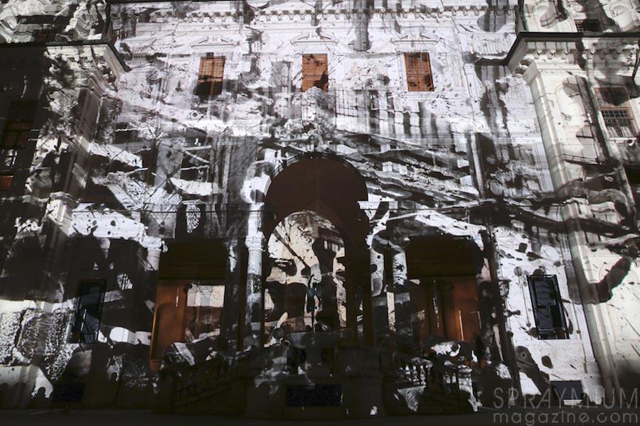 lek sowat dmv damentalvaporz meffre marchand andersen cabrera polka galerie gallery photographie photography urbex art spraymium rome villa medicis