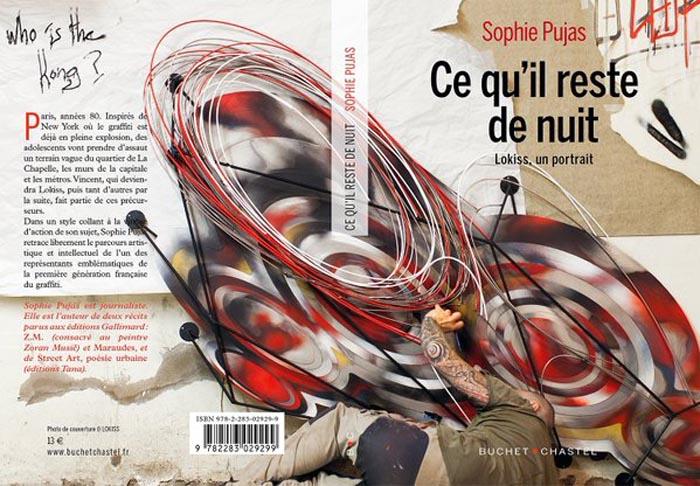 lokiss sophie pujas livre portrait ouvrage buchet chastel