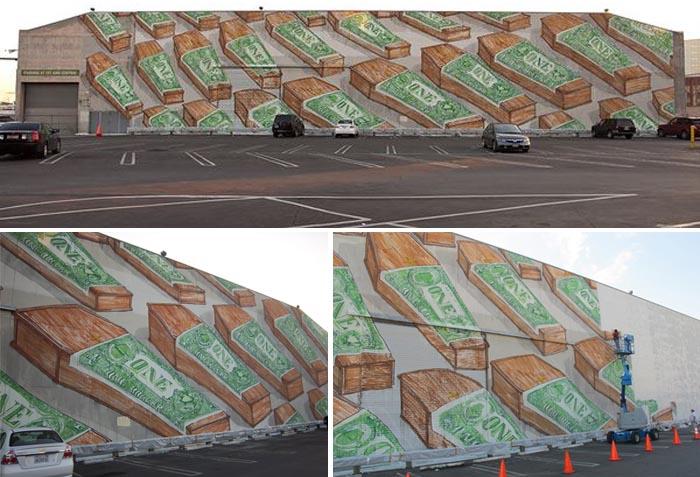 blu street art bologna banksy erase mural spraymium moca deitch