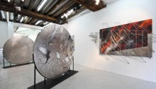lokiss topologies galerie celal exposition graffiti postgraffiti sculpture spraymium