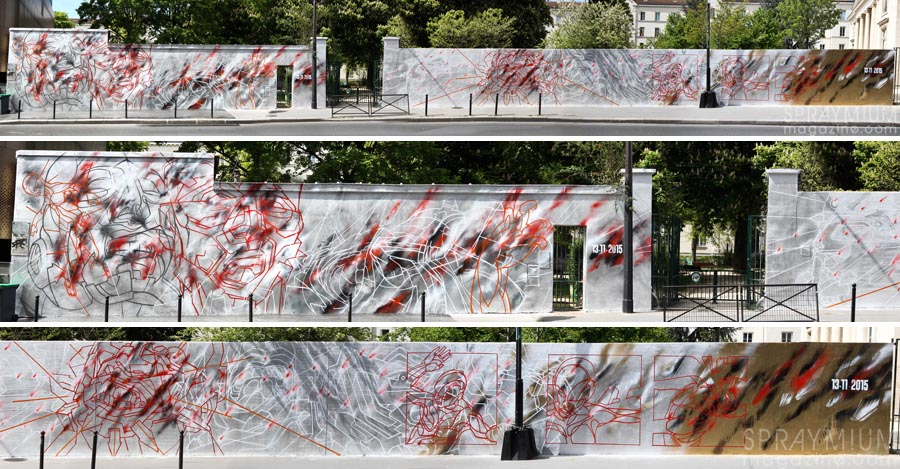 lokiss artazoi baudouin paris graffiti postgraffiti spraymium