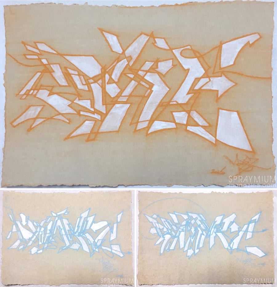 mode2 mode 2 preludes exposition graffiti postgraffiti art urbain urban art tca apc 93mc openspace spraymium