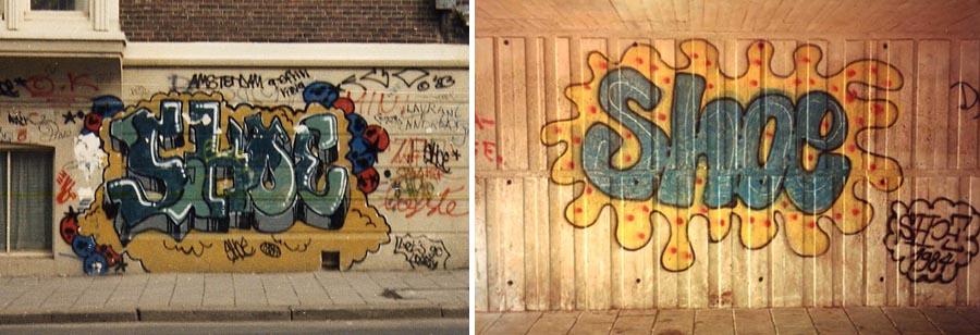 shoe calligraffiti ctk usa niels meulman amsterdam unruly graffiti postgraffiti urban art spraymium