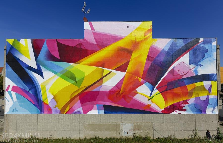 madc claudia walde graffiti postgraffiti writing letters urbanart streetart spraymium