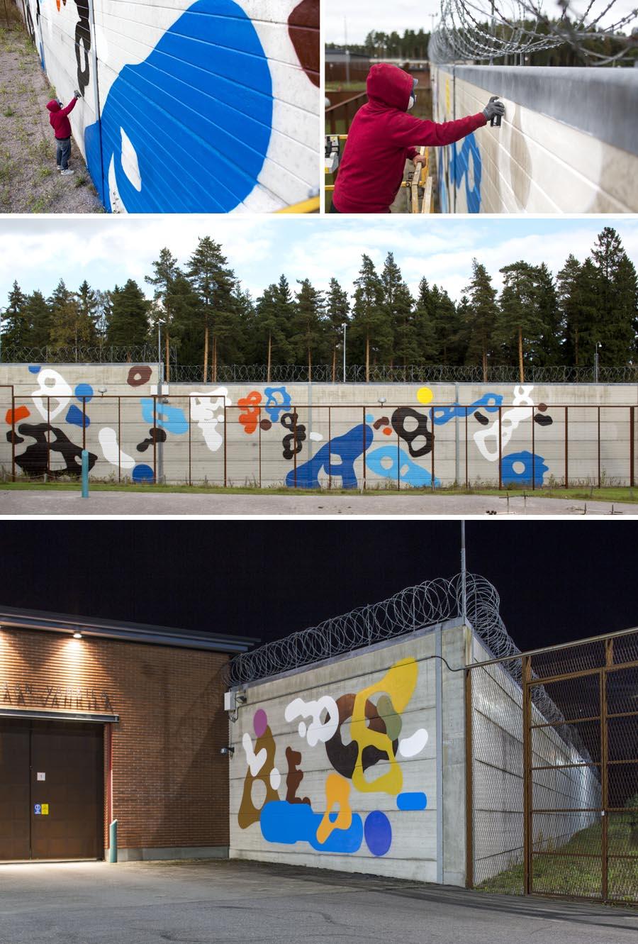 egs helsinki Finland writing my diary contemporary art graffiti postgraffiti urban art cdc wmd msn spraymium