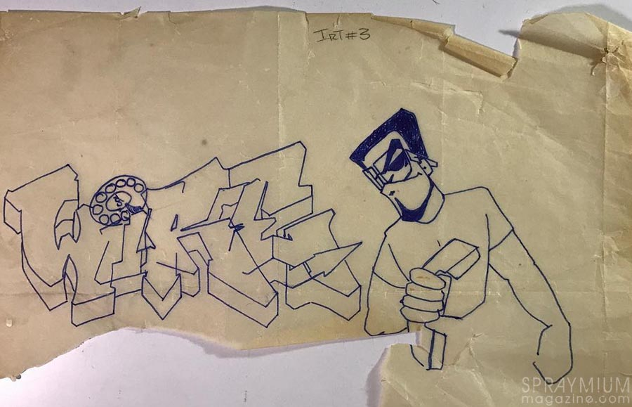 dondi white newyork cia graffiti postgraffiti writing subwayart urbanart spraymium doc tc5 arab