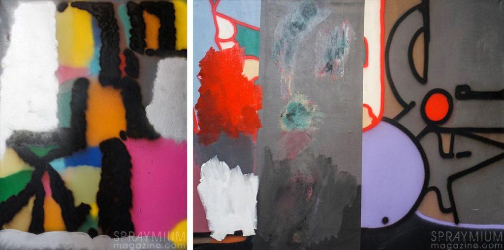 saeio pal pommery esprit souterrain hugo vitrani art contemporain spraymium gzeley