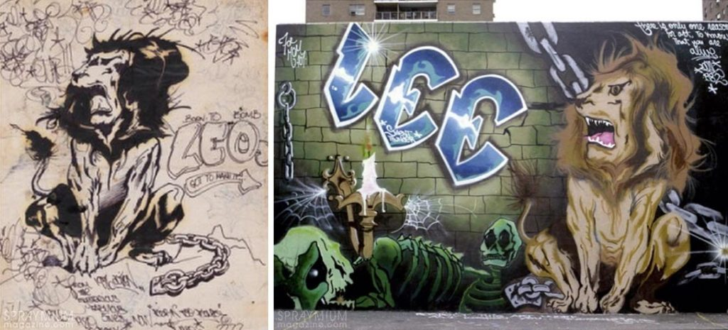 spraymium graffiti sketch sketches sketchs style writing blackbook subwayart aerosolart spraycanart lee
