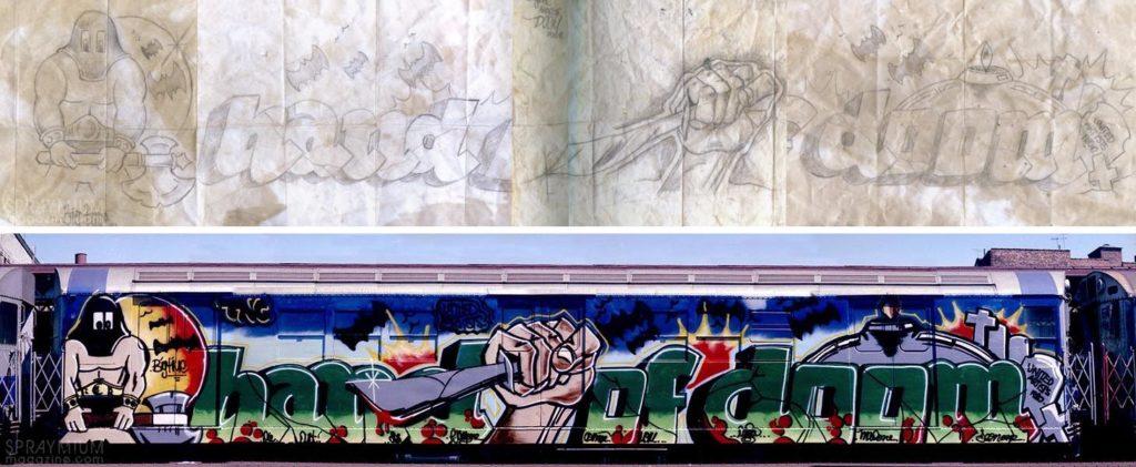 spraymium graffiti sketch sketches sketchs style writing blackbook subwayart aerosolart spraycanart seen