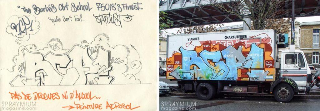 spraymium graffiti sketch sketches sketchs style writing blackbook subwayart aerosolart spraycanart rcf1