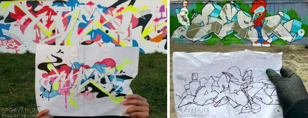 spraymium graffiti sketch sketches sketchs style writing blackbook subwayart aerosolart spraycanart tones ces