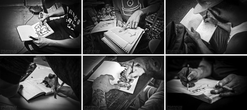 spraymium graffiti sketch sketches sketchs style writing blackbook subwayart aerosolart spraycanart dize maye eps opium shick