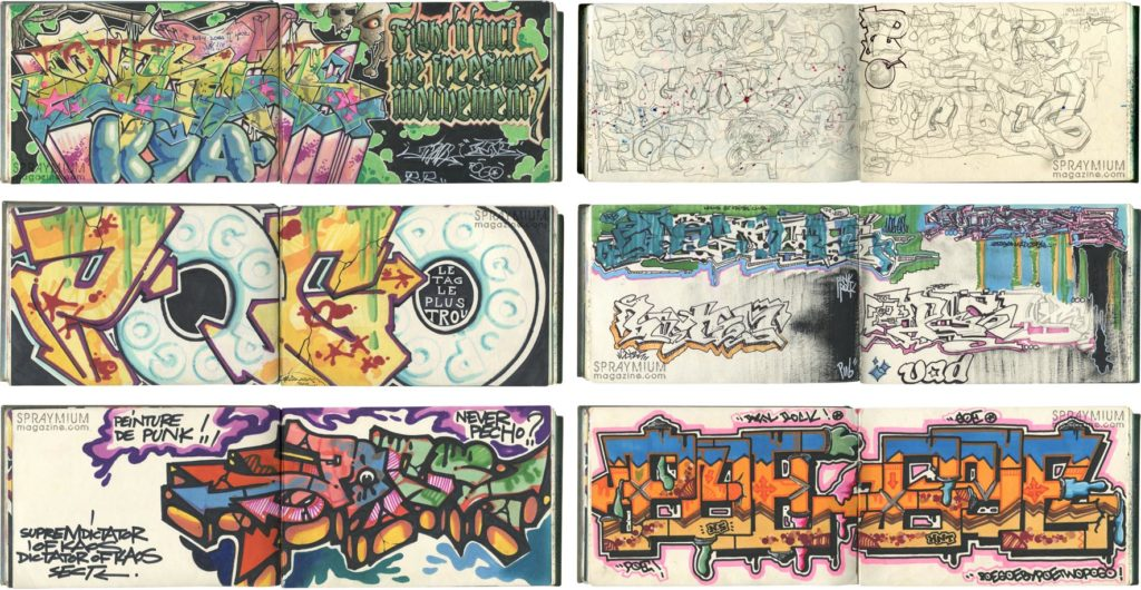 spraymium graffiti sketch sketches sketchs style writing blackbook subwayart aerosolart spraycanart rcf1 sero popay sino hoctez sect honet