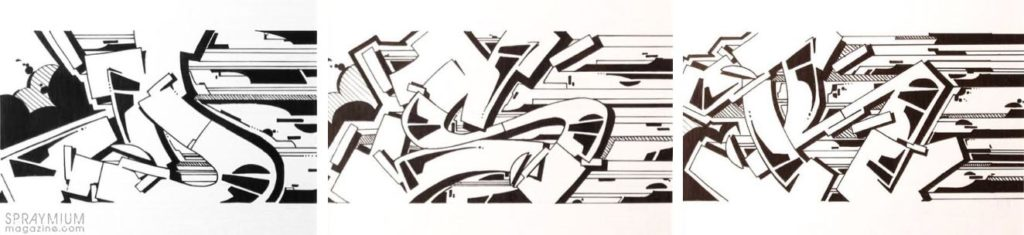 spraymium graffiti sketch sketches sketchs style writing blackbook subwayart aerosolart spraycanart dash
