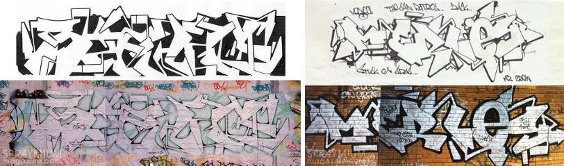 spraymium graffiti sketch sketches sketchs style writing blackbook subwayart aerosolart spraycanart core ruze quiz merley