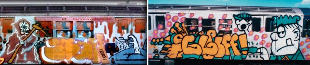 spraymium graffiti style writing subwayart aerosolart spraycanart urbanart comics staff161 cliff159