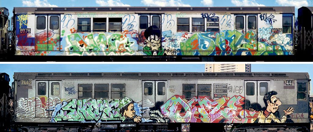 spraymium graffiti style writing subwayart aerosolart spraycanart urbanart comics daze skeme