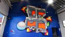 exposition mister freeze toulouse art urbain contemporain graffiti postgraffiti streetart muralism spraymium dems